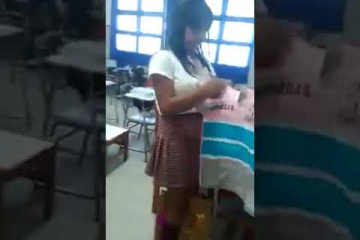 Viral: El emotivo gesto de alumnos en una escuela de Corrientes