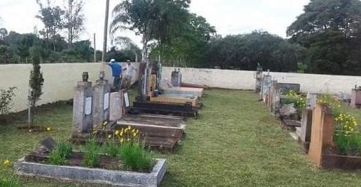 Cementerio violación Corrientes