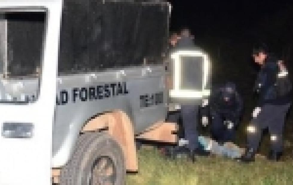 Corrientes: Falleció motociclista mercedeño tras accidente en Ruta 123