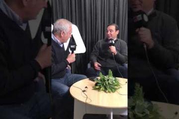 """Gustavo Valdés: """"Apostamos para que la Peña cada vez sea más grande"""""""