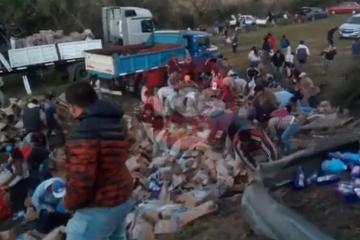video viral corrientes camion.jpg