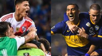 Copa libertadores Boca Juniors River plate