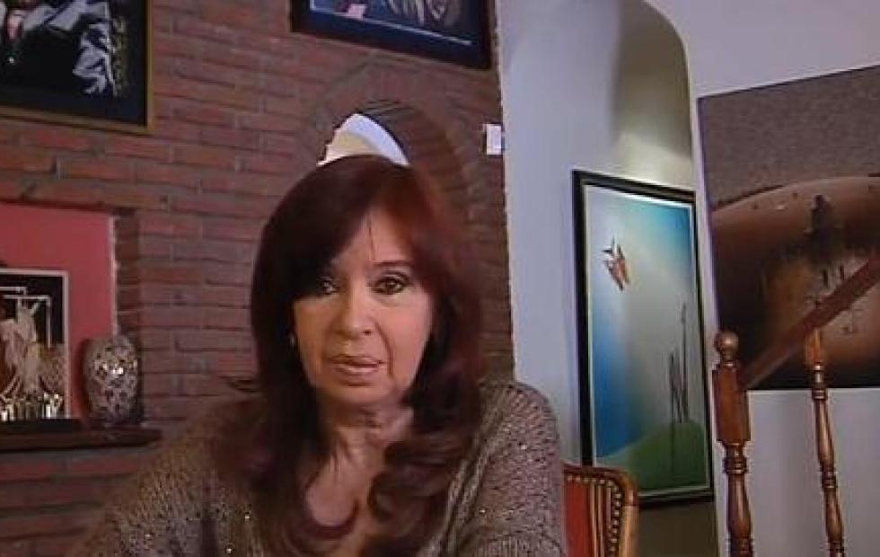 """""""Somos muy optimistas"""": Cristina habló tras derrotar a Macri en las PASO"""