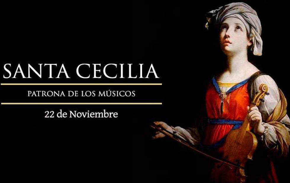 Este 22 de noviembre es la Fiesta de Santa Cecilia: ¿Por qué es la patrona de los músicos?