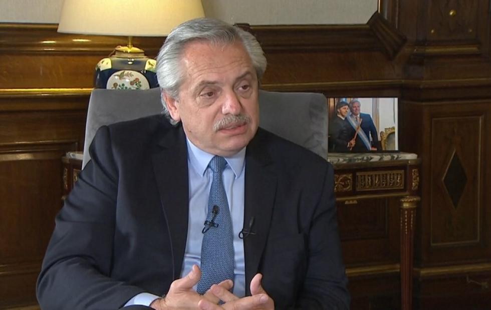 Alberto Fernández dio detalles de la Ley de Emergencia Económica: Bienes Personales, retenciones, ANSES y Pymes