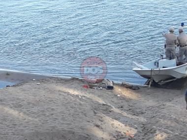 Corrientes: Encontraron el cuerpo de la joven que se ahogó en el río Paraná