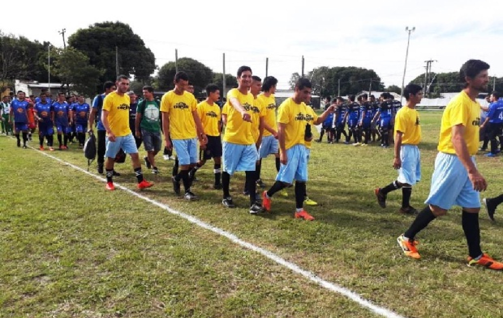 Escandalo en Itatí: el intendente dejó sin cancha a la Liga por diferencias políticas