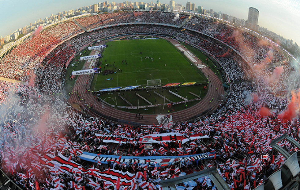 River analiza no hacer de local en el Monumental
