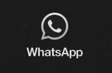 """WhatsApp suma fondos de colores para variar su """"modo nocturno"""""""