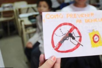 Paso de la Patria: Suspenden clases en un Colegio por caso positivo de dengue