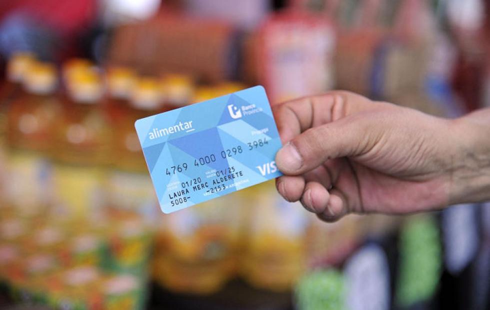 ¿Nuevo aumento al monto de la tarjeta Alimentar?