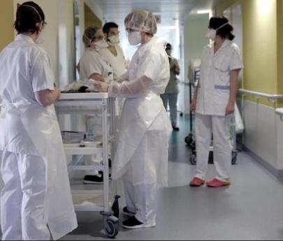 El Reino Unido registra el récord de 854 muertos por coronavirus en un día