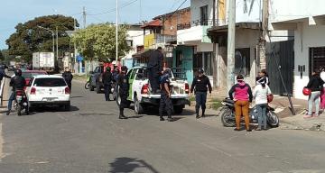 Ayer, 294 demorados en todo el territorio correntino por violar la cuarentena