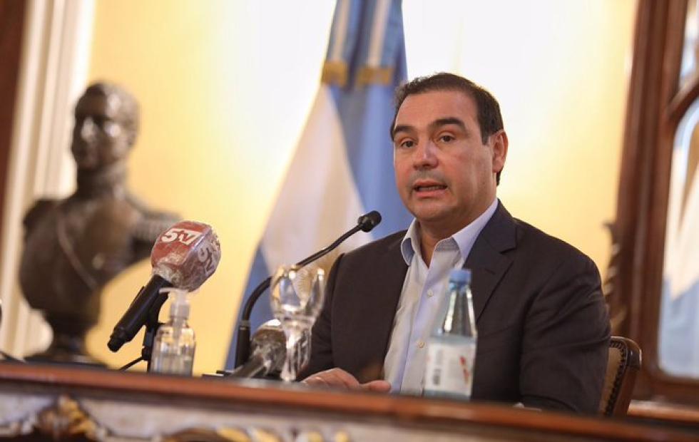 Gobernador Valdés anuncia hoy cómo sigue la cuarentena en Corrientes