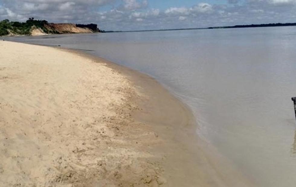 Corrientes: hallan restos óseos en el río Paraná