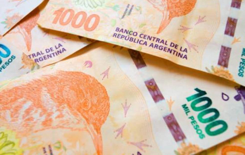 La Argentina importará 400 millones de billetes de $1000 desde Brasil