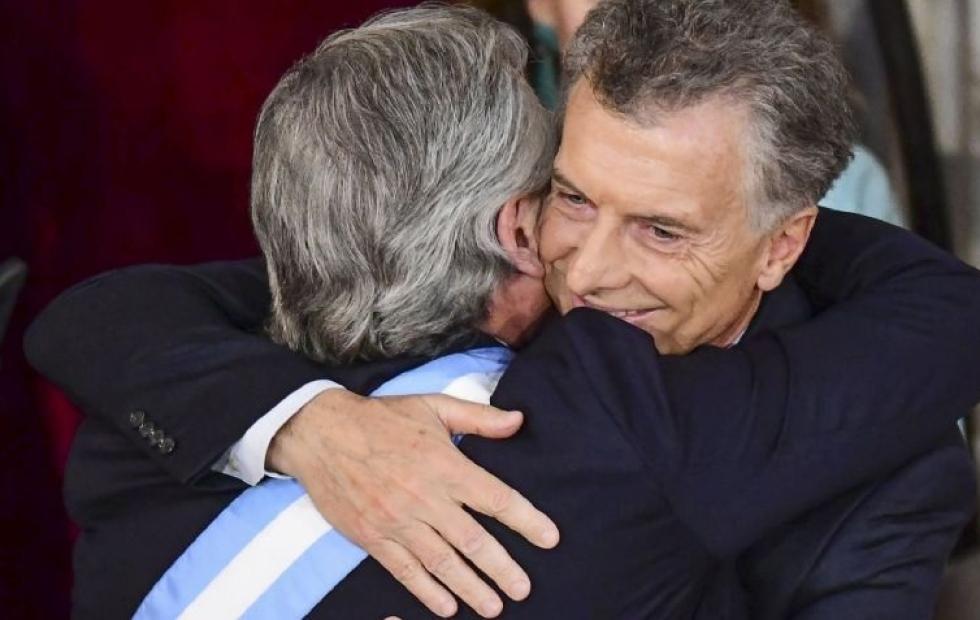 """Mauricio Macri dice que Alberto Fernández encabeza """"el último gobierno populista"""""""