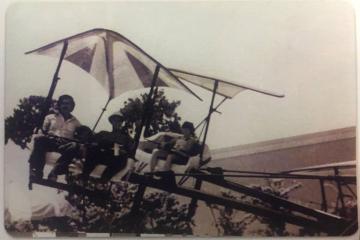 Pablo Escobar tenía una flota de 15 aviones y 6 helicópteros para traficar droga.