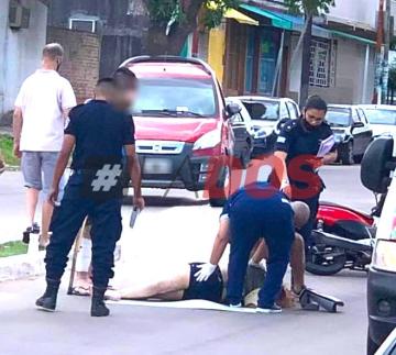accidente Medrano y Palermo