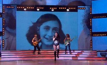 Repudian el uso de Ana Frank en un baile de Jujuy Jiménez