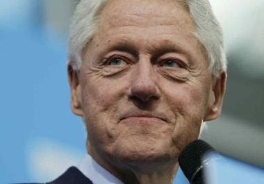 Hospitalizaron a Bill Clinton