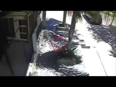 Robo en un domicilio en calle Saenz 1491. Ciudad de Corrientes