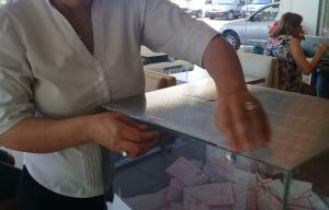 Rosalía es la nueva ganadora de 50 litros de combustible