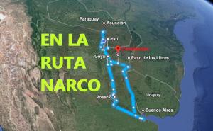 Corrientes: Detienen a ocho personas y desbaratan banda narco en múltiples allanamientos