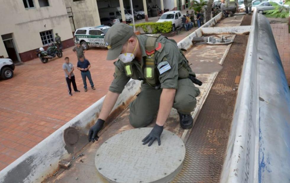 Gendarmería incautó cuatro toneladas de marihuana en un camión cisterna