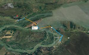 Mapa interactivo: Corrientes contará con el primer paso terrestre hacia Paraguay en Ituzaingó