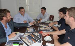 Calvano confirmó que McDonalds abrirá nuevo local en Corrientes y garantizó pleno acompañamiento municipal