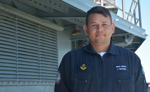 """Cabo correntino en la Armada: """"Es una vida que se lleva en el corazón"""""""