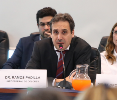 Revés para Stornelli: fue confirmado Ramos Padilla en la causa por espionaje