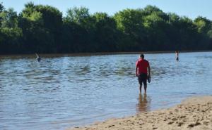 San Roque: Piden que Prefectura busque al joven que desapareció en el río Santa Lucía