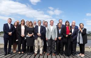 Cardozo participó de la primera reunión del año del Consejo Federal de Salud