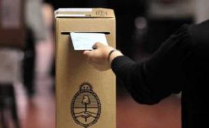 Elecciones: Más de 833 mil correntinos habilitados a sufragar