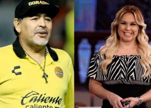 Tras violenta discusión: Maradona echó a Verónica Ojeda