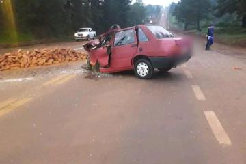 Ruta 12 accidente