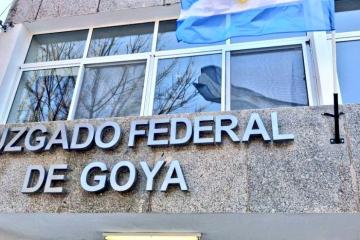 Juzgado Federal Goya Corrientes