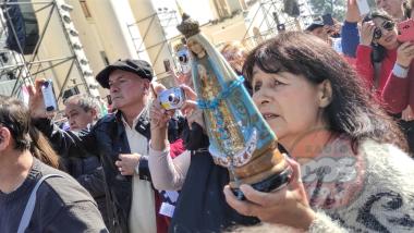 Virgen de Itatí Corrientes radiodos