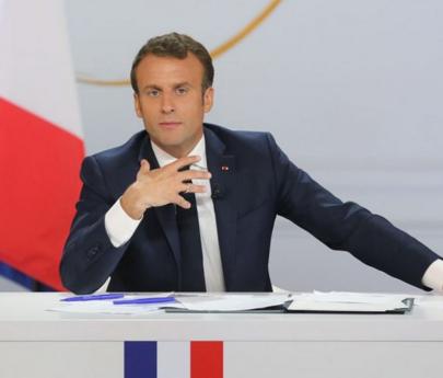 """Macron llamó a """"una movilización de todas las potencias"""" contra los incendios en Amazonas"""