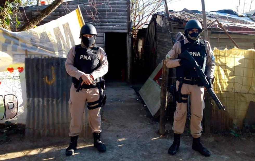 Desbaratan megabanda narco dirigida desde una cárcel en Entre Ríos, Corrientes y Misiones