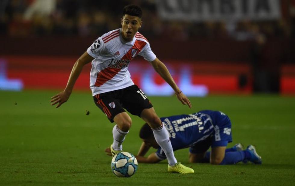 Copa Argentina: River superó a Godoy Cruz y está en cuartos de final