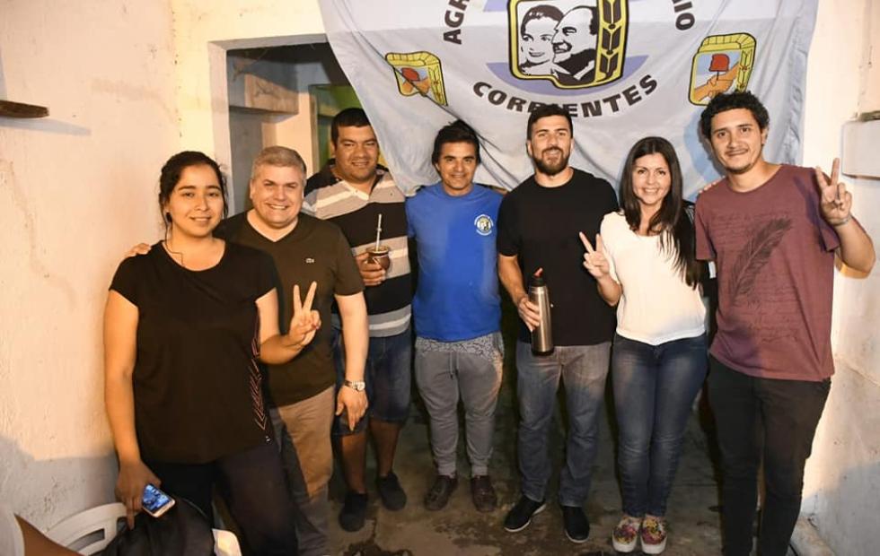 Elecciones 2019: El Frente de Todos recorre el interior y barrios de la Capital