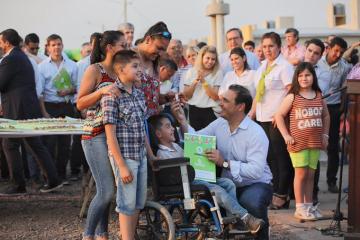 Gustavo Valdes vivienda Corrientes