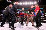 El noucaut de la muerte: Muere un boxeador tras agonizar cuatro días