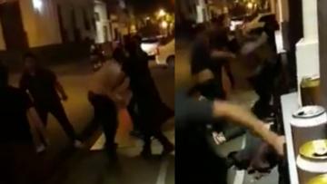 Brutal pelea en Corrientes