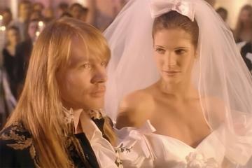 Guns N' Roses hace historia en YouTube con November Rain