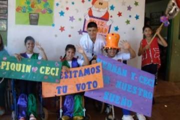 Polémica en Corrientes por la denuncia de estafa a Hernán Piquín de una escuela rural