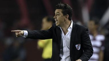 Gallardo se ha transformado en el entrenador más ganador de la historia de River